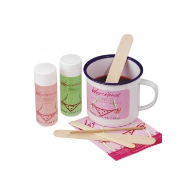 Pink Wax-Cellence Kit